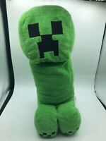 Official Minecraft Creeper Jinx Mojang 2012 Plush Kids Soft Stuffed Toy Animal