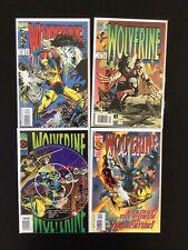 4 Issue Lot - Wolverine 73, 77, 87, 95 X-Men