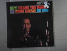 WOODY HERMAN BIG BAND - HEY! HEARD THE HERD LP