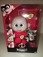 Disney Pixar Incredibles 2 Jack-Jack Attacks Doll. Lights and Sounds. Nib.