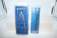STAEDTLER Series 552N 00 SK  Quickbow  and 556 55WP Divider Compass Lot