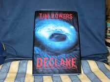 DECLARE By TIM POWERS (SUBTERRANEAN PRESS) SIGNED LIMITED FIRST EDITION (HB)