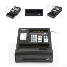 Cash Register Drawer Money Display Clerk LCD Till Machine Store Bank Restaurant