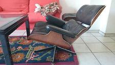 Charles Eames lounge chair & ottoman, gebraucht