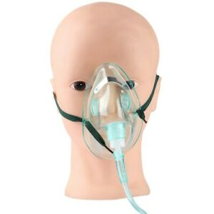 Adult / Child / Baby / Household Oxygen Mas with Tubing Medium Concentration