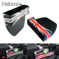 Car Seat Side Storage Box Phone Wallet Cup Can Holder Organizer For MINI Cooper