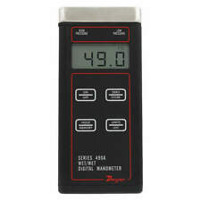 DWYER INSTRUMENTS 490A-4 Digital Hydronic Manometerl,100 psi