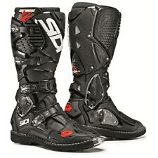 Motorcycle Enduro Boots SIDI CROSSFIRE 3 Black - size 44