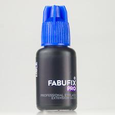 FabuFix Pro Eyelash Extension Glue - Strong Fast Setting Lash Adhesive