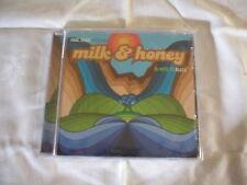 NEW CD ALBUM MILK & HONEY 10 HITS TO BLISS.