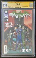 BATMAN #89 CGC SS 9.8 (1st Print) 1st Punchline!SIGNED 2Xs Tynion & Daniel Wow!!