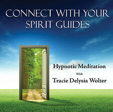 Connect to Your Spirit Guides Hypnotic Meditation Cd