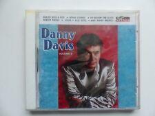CD Album DANNY DAVIS Vol 2 Sealed with a kiss ...  C192562