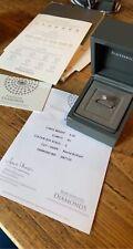 18ct White Gold Diamond Engagement Ring RRP £2000