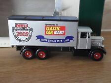 Lledo LP44-1003 Scammell Truck, Enfield Pageant of Motoring 2002, Silver Jubilee