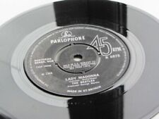 The Beatles 45 RPM Speed Vinyl Records Release Year 1968
