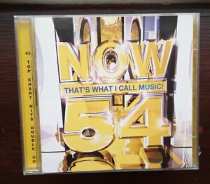 Now 54, That`s What I Call Music! - Various Artists [2 CD Box Set, 2003]