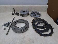 Honda 72 CL 250 SCRAMBLER CL72 Used Engine Inner Clutch Hub Plates 1964 SM221