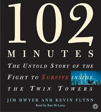 102 Minutes CD: The Untold Story of the Fight to Survive Inside the T 0060815655