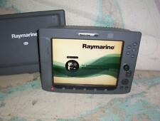 Boaters' Resale Shop of TX 1802 2444.11 RAYMARINE CLASSIC E120 MULTI NAV DISPLAY