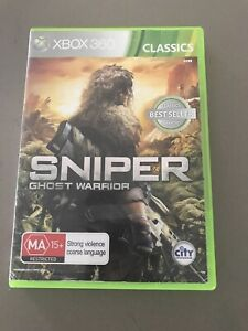 SNIPER: Ghost Warrior Microsoft Xbox 360 Game *Complete* (PAL) Free Fast Post