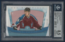 PAUL STASTNY 2006-07 HOT PROSPECTS HOT MATERIALS RED HOT /100 BECKETT 8.5 23224