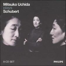 MITSUKO UCHIDA PLAYS SCHUBERT [BOX SET] (NEW CD)