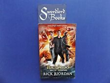 | @Oz |  PERCY JACKSON : Sea of Monsters By Rick Riordan (2013), Softcover