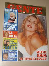 GENTE 1996/13=VALERIA MARINI=SURAMA CASTRO FIORELLO=GIGI PROIETTI=SABINA STILO=