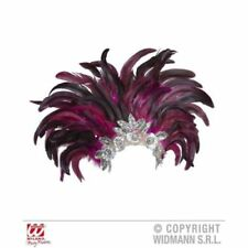 Cappelli e copricapi nero piuma Widmann per carnevale e teatro