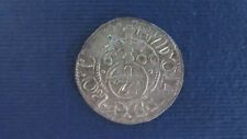 Old German States 1/24 Thaler 1600 Schleswig Holstein Gottorp in XF (RG247)