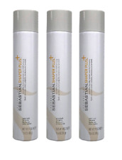 Sebastian Shaper Plus Extra Hold Hairspray 10.6 Oz Pack Of 3