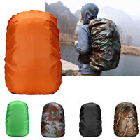 Travel Waterproof Dust Rain Cover for Camping Backpack Hiking Rucksack Case Tool
