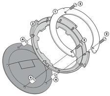 GIVI Easy Lock Tankring Tankadapter BF05 Yamaha Cagiva