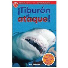 Tiburon Al Ataque! by Penelope Arlon (2014, Paperback)