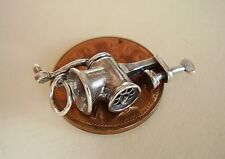 BEAUTIFUL  '  MOVING HAND MINCER ' STERLING SILVER CHARM CHARMS