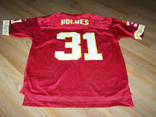 0fe072232 Youth Size Large 14-16 Kansas City Chiefs   31 Priest Holmes Football Jersey  Red