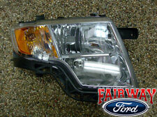 07 08 09 10 Edge OEM Genuine Ford Parts RIGHT - Passenger Head Lamp Light NEW