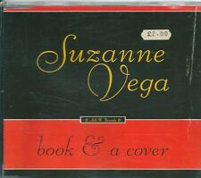 SUZANNE VEGA -  BOOK & COVER - CD SINGLE ( OTTIME CONDIZIONI )