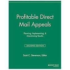SFR-Profitable Direct Mail Appeals 2e (UK IMPORT) BOOK NEW
