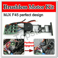 MJX F645, F-45, 2.4Ghz, Helicopter, Brushless Motor Tuning Upgrade, Umrüst Set