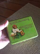 CELESTIAL SEASONINGS VTG Sleepytime Herb Teddy Bear Chamomile Tea Box Tin #6