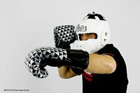 Genuine Fairtex Brand New Full Face Protection Head Guard Best Protection HG14