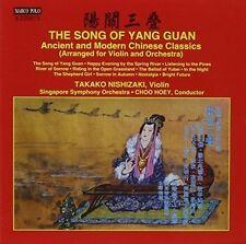 Hua / Nishizaki / Si - Song of Yang Guan: Ancient & Modern Chinese Class [New CD
