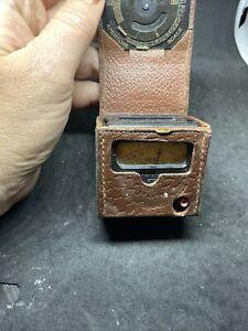 Vintage Light Meter & Case