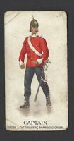GALLAHER - TYPES OF BRITISH ARMY (51-100, PIPE) - #93 CAPTAIN OXFORD LT INFANTRY