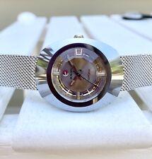 Vintage 1970s Rado Diastar Automatic Watch ETA 2782 SERVICED Tungsten Steel