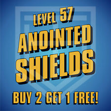 PS4 Borderlands 3 Anointed [Shield] Buy 2 Get 1 Free! [LEVEL 57]