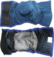 BELLY BAND Wrap Dog Diaper Male WASHABLE Reusable Absorbent Lining sz XXS - XXXL