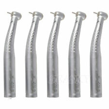 5 Dental Fiber Optic Handpiece Dentista LED Turbina for KAVO 6 Hole Coupler